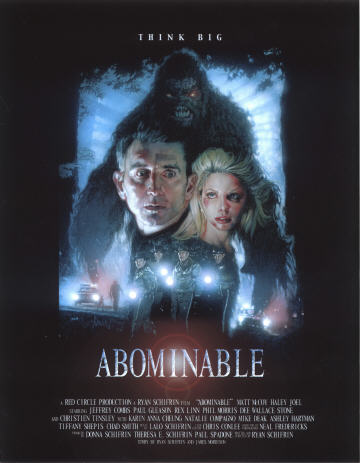 Abominable Pic #2